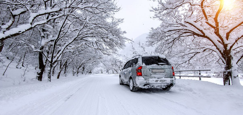 Stay Safe Car Driving In Storm Season