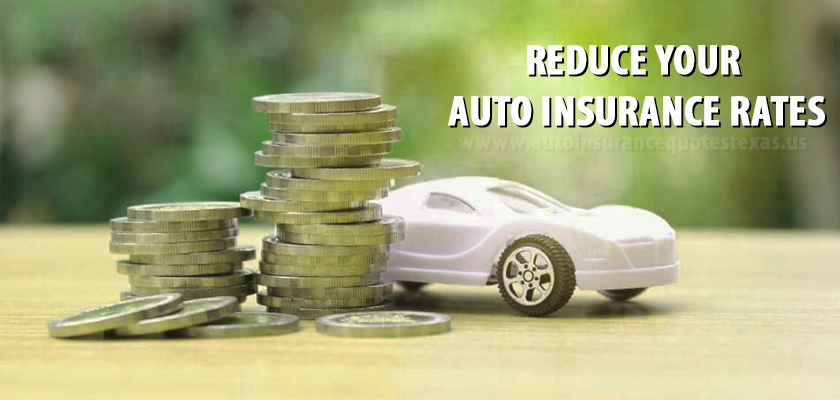 How You Can Reduce your Auto Insurance Rate in Texas