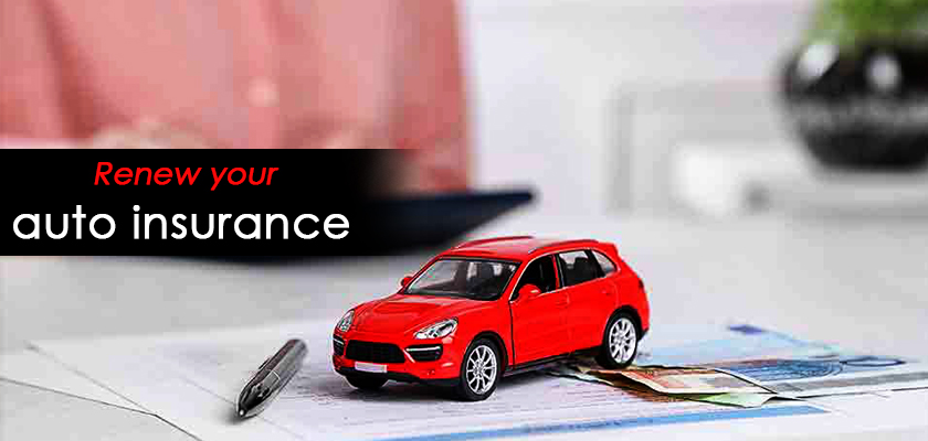 Renew your Auto Insurance Online in Texas