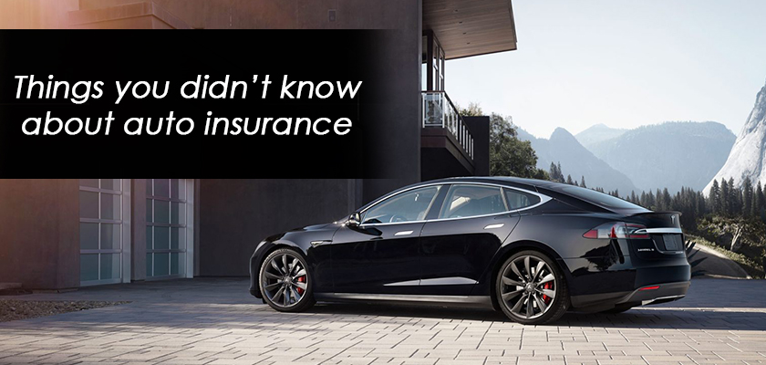 Things You Didn't Know About Auto Insurance Quotes
