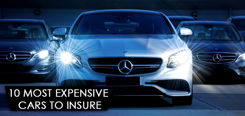 10 Most Expensive Cars to Insure In Texas
