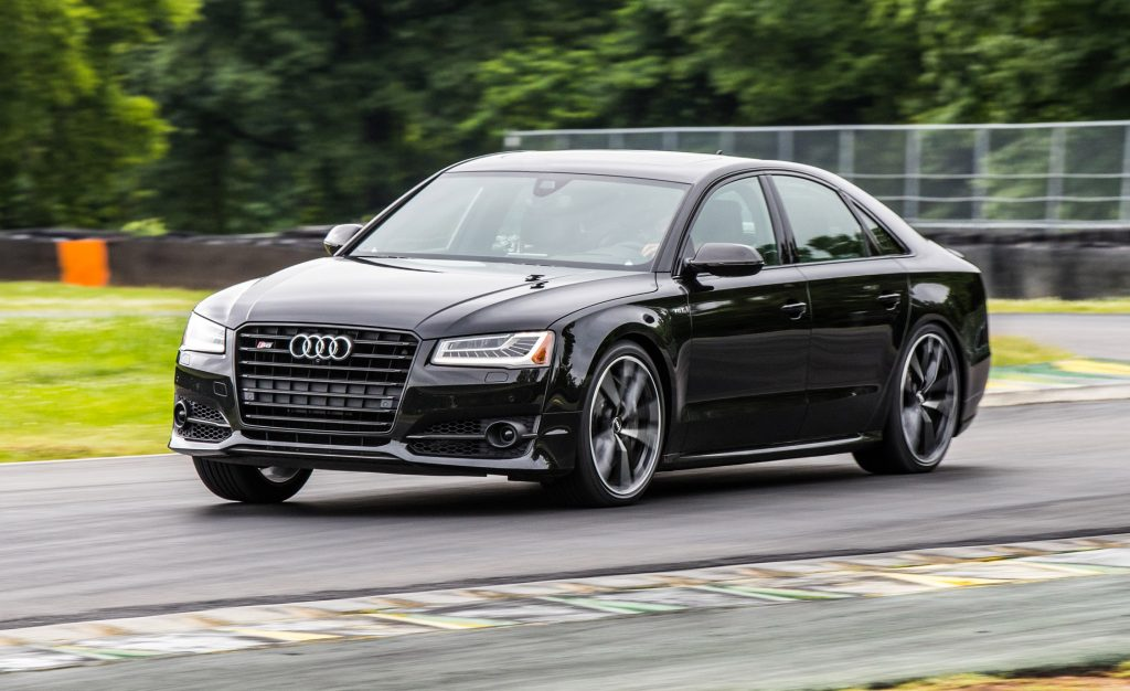 Audi s8 - $3,208 - Most Expensive Car to Insure in Texas