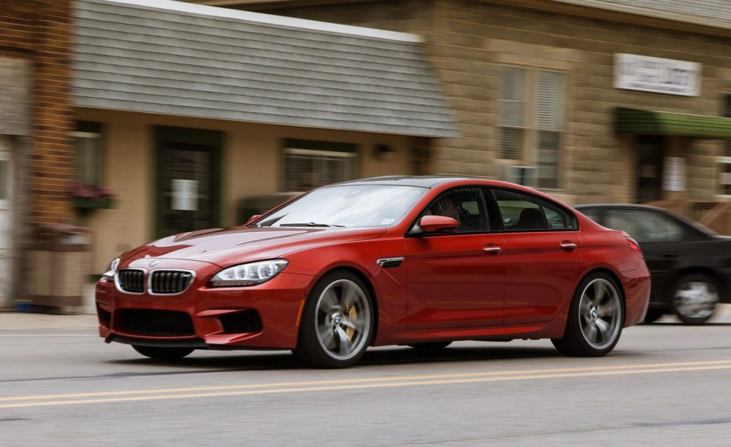 BMW m6 gran coupe - $3,211 - 2nd Most Expensive Car to Insure in Texas