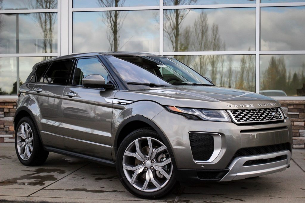 Land rover range rover suv - $3,245 - 1st Most Expensive Car to Insure in 2018