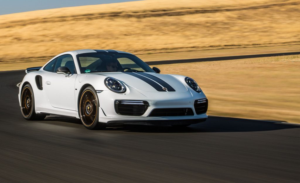 porsche 911 turbo s - $3,050 - Most Expensive Car to Insure in Texas