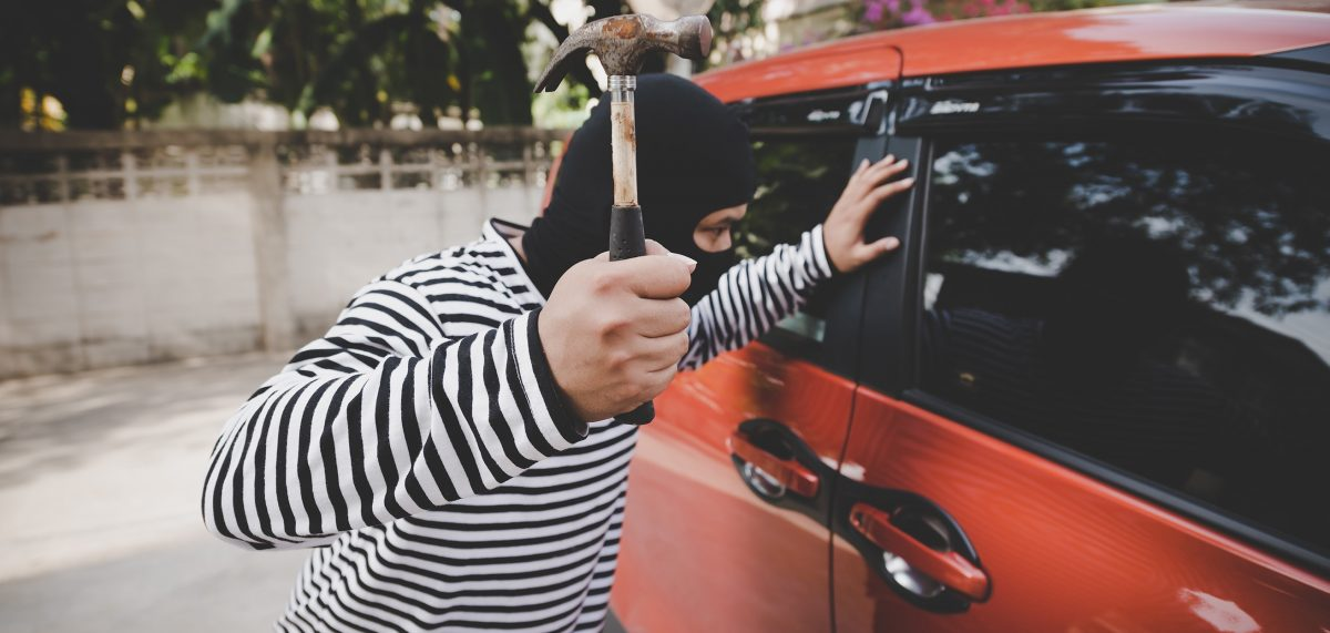 protect your vehicle to theft